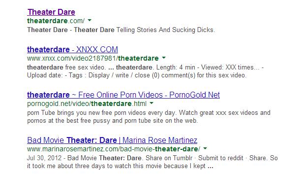 theaterdare