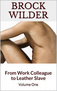 Brock Wilder - From Work Colleague to Leather Slave: Volume One