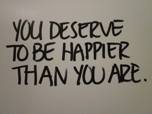 It is literally impossible to get what you deserve.